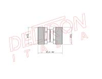 DE404010 - Deltron Italia